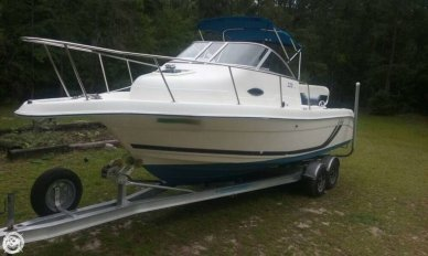 Cobia 220 Walkaround, 22', for sale - $12,500