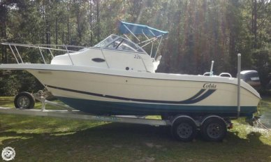 Cobia 220 Walkaround, 22', for sale