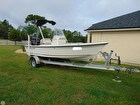 2015 KEY WEST 1720 SPORTSMAN, 2015 ROAD KING TRAILER