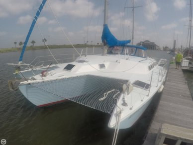 Bow View From The Dock
