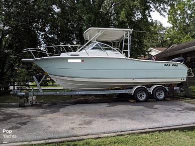 Sea Pro 238 WA, 25', for sale - $72,300