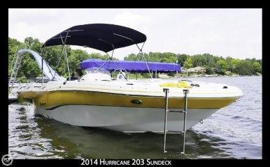 Hurricane 203 Sundeck Sport, 20', for sale - $34,900