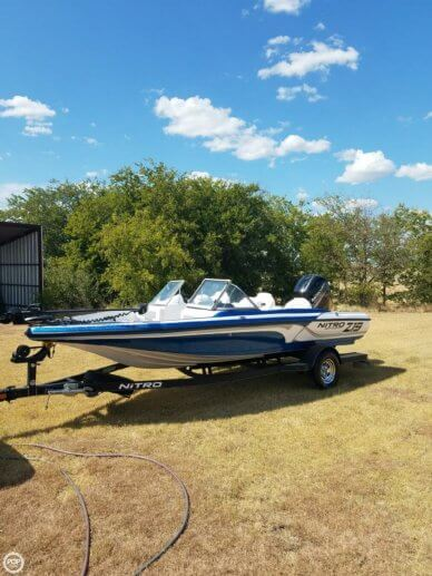 Nitro Z19 Fish N' Ski, 19, for sale - $37,300