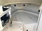 Cuddy Cabin With Galley, V-berth, And Head
