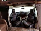 DRIVER AND PASSENGER SWIVEL SEATS