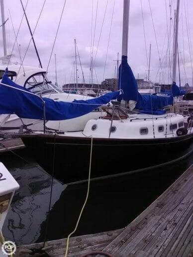 Allied Seawind Ketch (Allied), 30', for sale - $21,400