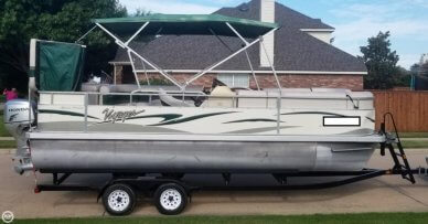 Voyager 22 Sport Cruiser, 22', for sale - $21,500