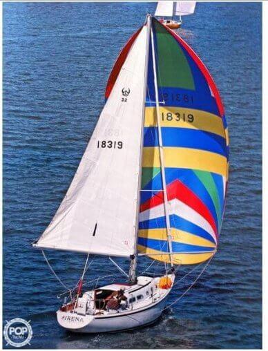 Ericson Yachts 32, 32', for sale - $22,500