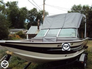Smoker Craft 162 Pro Angler XL, 16', for sale - $17,500