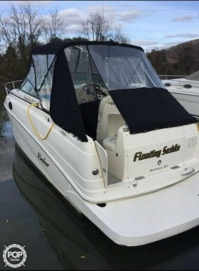 Rinker 250 Fiesta Vee, 27', for sale - $28,750