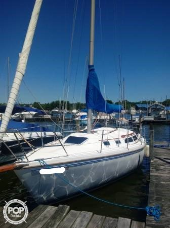 Catalina 30 Tall Rig, 30', for sale - $19,500