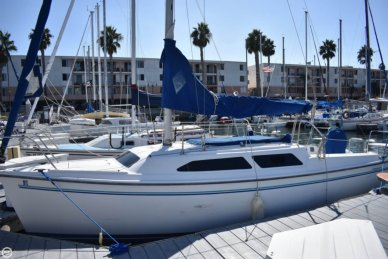 Catalina 250, 26', for sale - $17,495