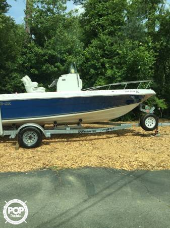 Sea Fox 197 Pro Series Center Console, 19', for sale - $22,650