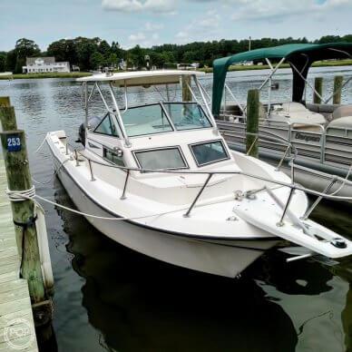 Grady-White Offshore 240, 240, for sale - $22,000