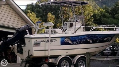 Sea Boss 21, 21', for sale - $16,000