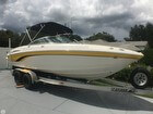 2001 Chaparral Ssi 220