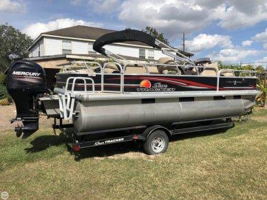 Sun Tracker 22 Fishin Barge DLX, 22', for sale