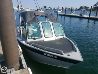 Smoker Craft Phantom 202 OS, 22', for sale