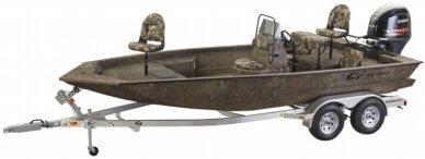 G3 Bay 20dlx camo, 20', for sale - $31,200