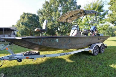 G3 Bay 20 DLX Camo, 20', for sale - $27,500