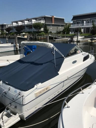 Bayliner Ciera Classic 2252, 22', for sale - $15,000