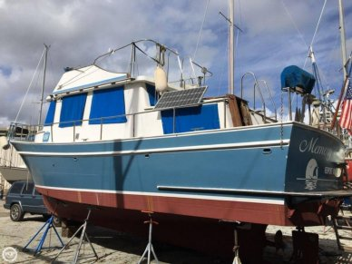 Marine Trader 34 Double Cabin Trawler, 33', for sale - $38,900