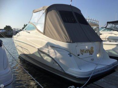 Maxum 2500 SCR, 25', for sale - $27,500