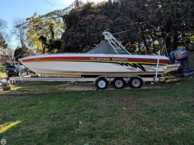 Wellcraft Scarab 302 Sport, 30', for sale - $24,999