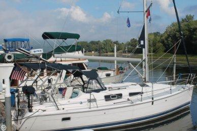 Hunter 336, 33', for sale - $83,400