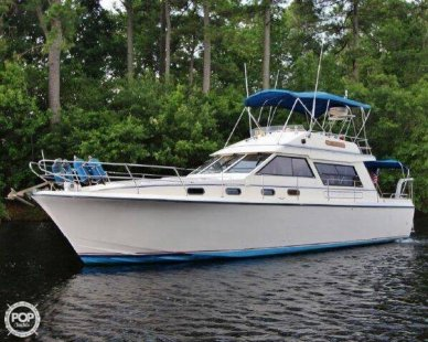 Princess 412-2, 41', for sale - $57,800