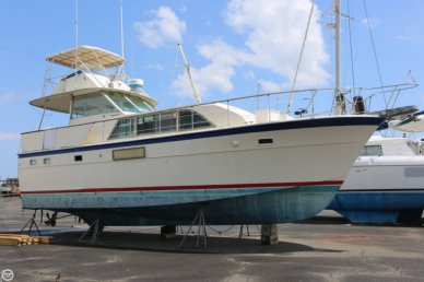 Hatteras 43 Double Cabin, 43', for sale - $16,500