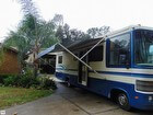 1995 SUN VOYAGER 34, NEW AWNING