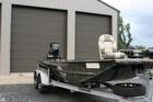 Custom One Of A Kind Aluminum Flats Boat