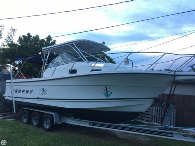 Trophy 2802 DX, 31', for sale - $36,600