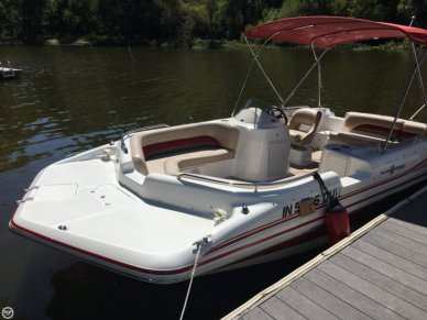 Hurricane 201 Sundeck Sport, 22', for sale - $28,900