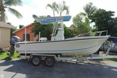 Dusky Marine 203 Open Fisherman, 20', for sale - $16,500
