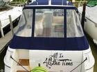Bimini, Full Enclosure, Isinglass
