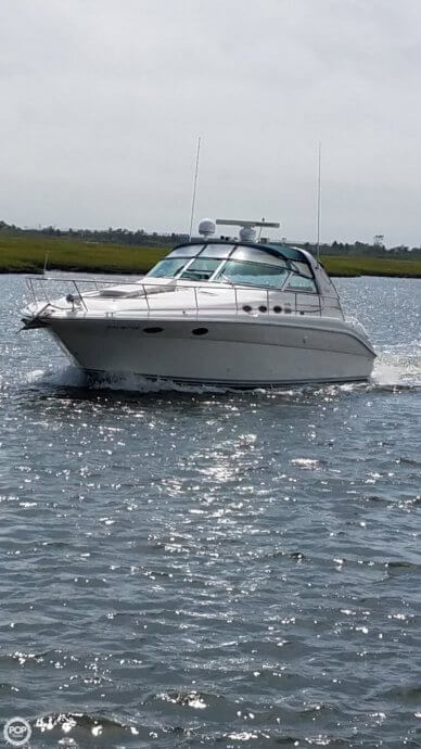 Sea Ray 370 Sundancer, 37', for sale - $67,500