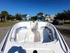 2002 Chaparral 260 SSI Bow Seating