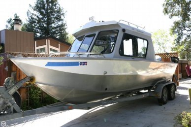 Hewescraft 220 Sea Runner Pilothouse, 24', for sale - $49,000