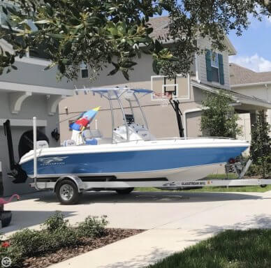 Glasstream 221 CC, 21', for sale - $45,000