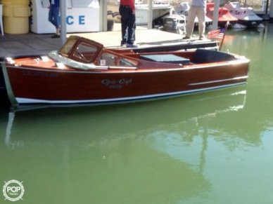 Chris-Craft 18 Deluxe Utility, 18', for sale - $22,500