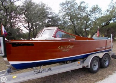 Chris-Craft 18 Deluxe Utility, 18', for sale