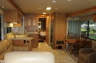 Massive 14 Ft Wide Main Lounge And Galley Area