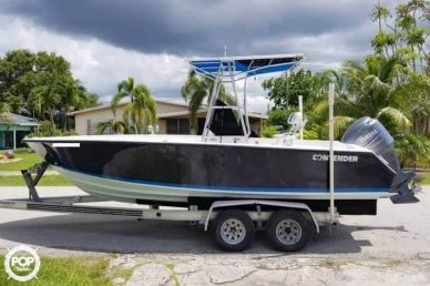Contender 21 CC, 21', for sale - $27,800