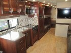 Kitchen, Storage Cabinets And Drawers, Double Kitchen Sink, Microwave, Stove, Counter Backsplash