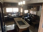 E-stone Countertops, Dinette With Seating For 4, Queen Sleeper Sofa