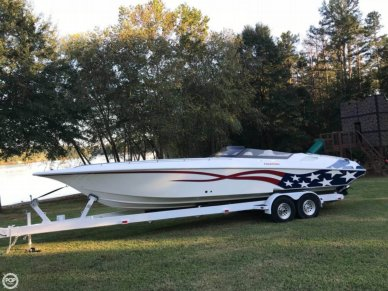 Fountain 32 Fever, 32', for sale - $72,000