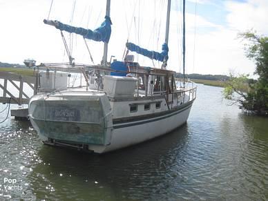 Sea Finn 411 Motorsailer, 40', for sale - $75,000
