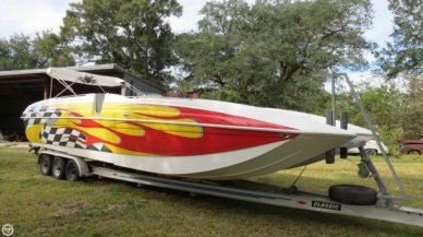 Advantage 34 Party Cat TRX, 34', for sale - $94,500